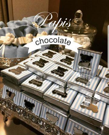 Ayıcıklı Çikolata - Papis Baby - Hastane Odası Süsleme - Doğum Organizasyonu