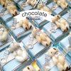 Ayıcıklı İsimli Çikolata - Papis Baby - Hastane Odası Süsleme - Doğum Organizasyonu