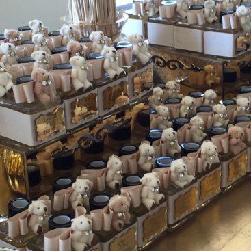 Ayıcıklı Kahverengi Oda Kokusu - Papis Baby - Hastane Odası Süsleme - Doğum Organizasyonu