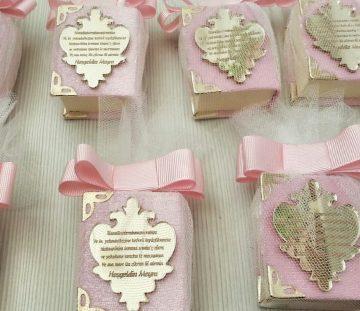 Ayna Kesimli Mini Kuran - Papis Baby - Hastane Odası Süsleme - Doğum Organizasyonu