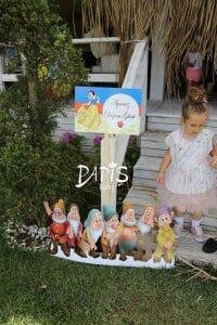 Bir Yaş Doğum Günü Organizasyonu - Papis Baby - Hastane Odası Süsleme - Doğum Organizasyonu