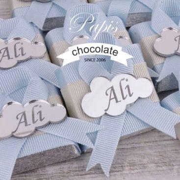 Bulut Bebek Çikolatası - Papis Baby - Hastane Odası Süsleme - Doğum Organizasyonu