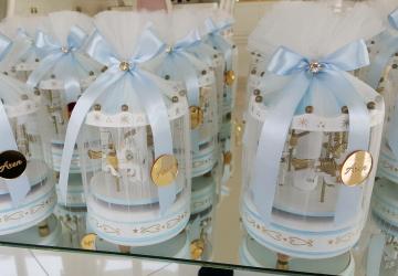 Carousel Gift - Papis Baby - Hastane Odası Süsleme - Doğum Organizasyonu