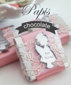 Melek Elegant Çikolata - Papis Baby - Hastane Odası Süsleme - Doğum Organizasyonu