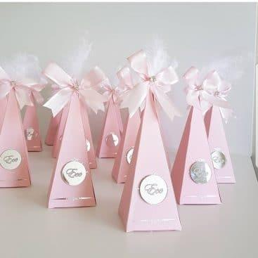 Mevlüt Şeker Kutusu Pembe - Papis Baby - Hastane Odası Süsleme - Doğum Organizasyonu