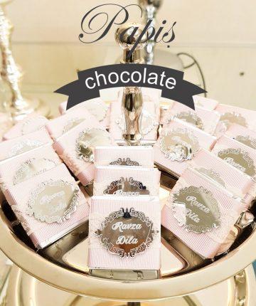 Mimoza Çikolata - Papis Baby - Hastane Odası Süsleme - Doğum Organizasyonu