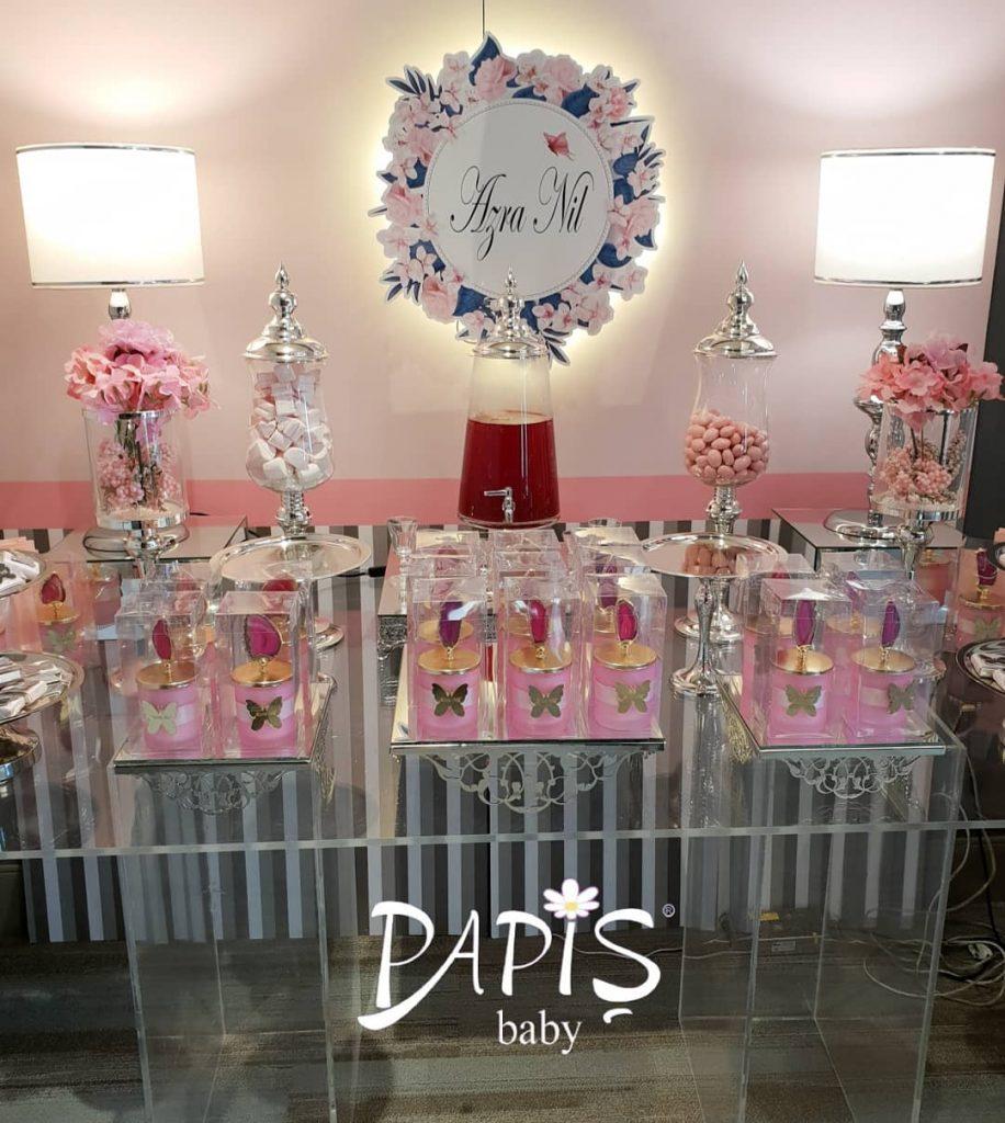 Panolu Paket - Papis Baby - Hastane Odası Süsleme - Doğum Organizasyonu