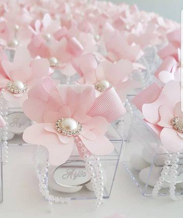 Prenses Şeker Kutusu - Papis Baby - Hastane Odası Süsleme - Doğum Organizasyonu