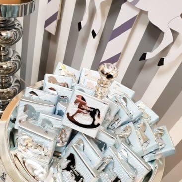 Sallanan At Çikolata - Papis Baby - Hastane Odası Süsleme - Doğum Organizasyonu
