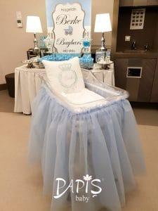Standart Paket - Papis Baby - Hastane Odası Süsleme - Doğum Organizasyonu