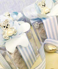 Taşlı Şeker Kutuları - Papis Baby - Hastane Odası Süsleme - Doğum Organizasyonu