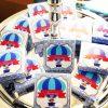 Uçan Balon Çikolata - Papis Baby - Hastane Odası Süsleme - Doğum Organizasyonu