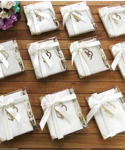 Yasin Dua Kitabı Beyaz İnci Tesbihli - Papis Baby - Hastane Odası Süsleme - Doğum Organizasyonu