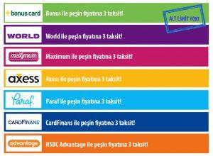 kredi kartı kampanya